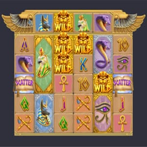 Wilds-on-the-Way Egypt's Book of Mystery-pgslot